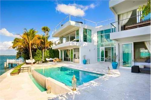 I Want My House To Have A Pool Area Beatiful Garden And Front Porch Live In Dream Together With Own Family