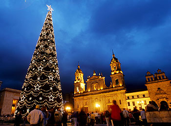 Christmas In Colombia.Christmas Traditions In Colombia تعل م الإنجليزية مفكرة
